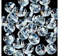 VINTAGE ART 5000 CLEAR SWAROVSKI BEADS