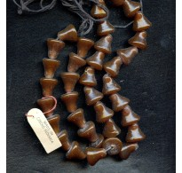 VINTAGE CZECHO-SLAVAKIA CHOCOLATE BELLS