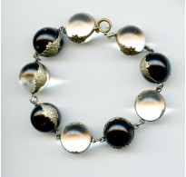 VICTORIAN POOLS OF LIGHT BRACELET