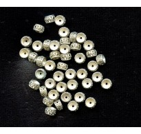 VINTAGE SWAROVSKI FILIGREE SPACERS