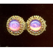 VINTAGE HOBE OPALESCENT WOW CLASP